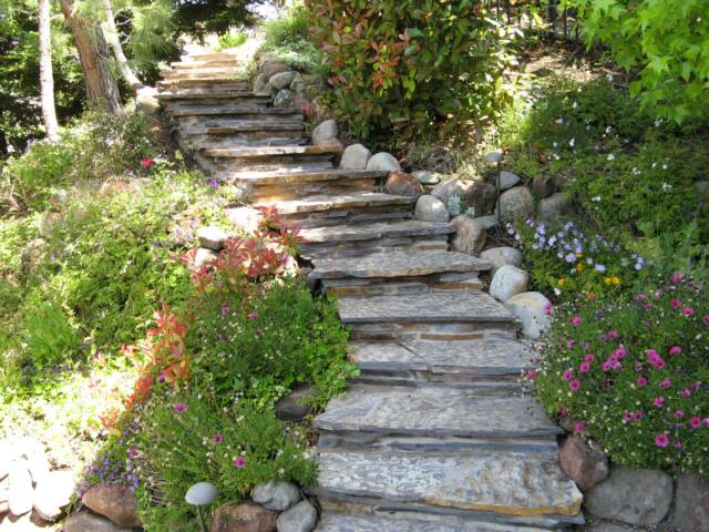 steps walkways and paths walkways and garden path quiet corner