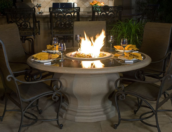 Outdoor Firetables And Firepits